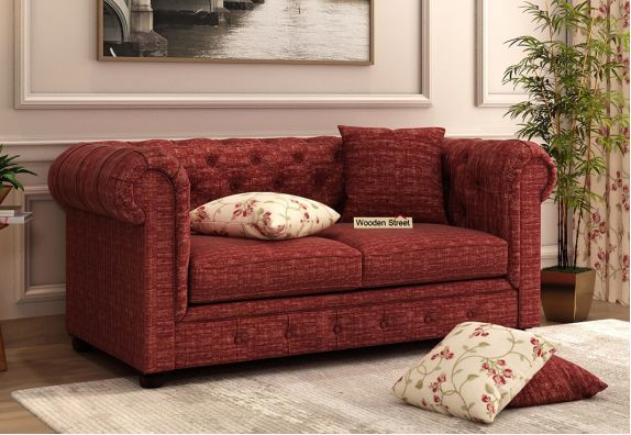 Shop Loveseat 2 seater Sofa Online @ Lowest Prices