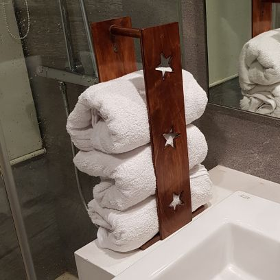 Bathroom Accessories | Towel Rack Stand in India