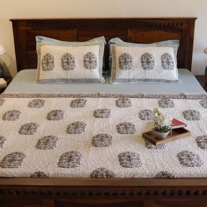 cotton bed covers online india