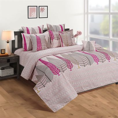 Buy Pink Bedding Sets Online in India