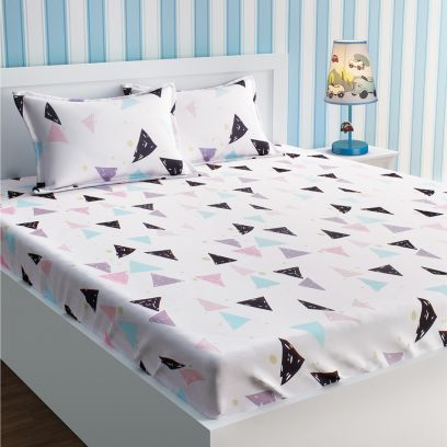 Shop Kids bed sheets online from WoodenStreet