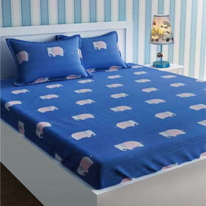 Order Bed sheets for Kids online in India