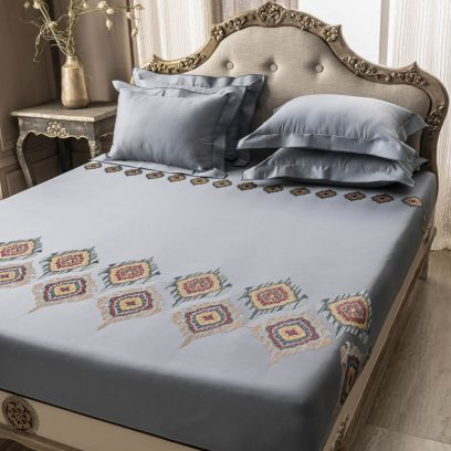 Shop DDecor Double Bed Sheet Online from Wooden Street