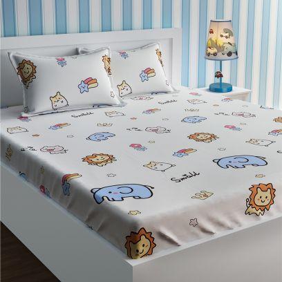 Order Kids Bedsheets Online in India