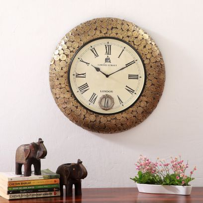 Clocks Online : Buy Antique Wall Clock Online