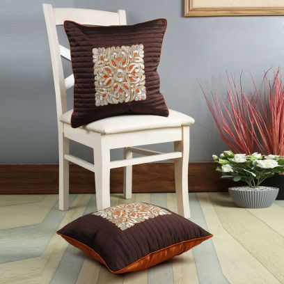 Buy Ethnic Cushion Covers Online @ WoodenStreet