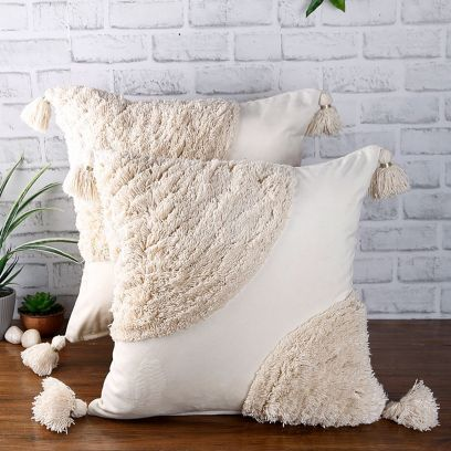 Shop Velvet Cushion Covers Online in India