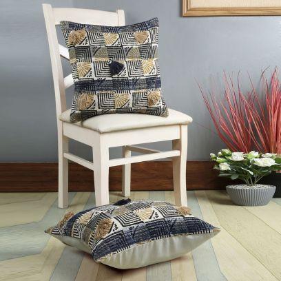 Designer Cotton Cushion Cover Set Online Shopping