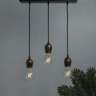 Cluster Filament Hanging Light