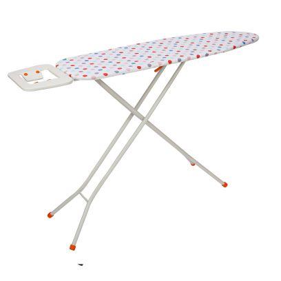 Bright Dot White Ironing Board Stand