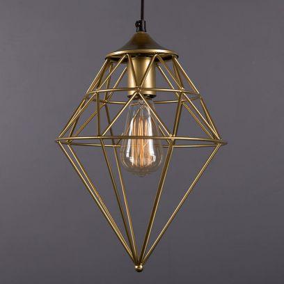 Classic Golden Vintage Gem Filament Hanging Lights india