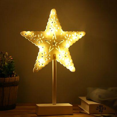 Star Shaped LED Lighting