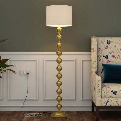 buy floor lamps India for bedroom decoration