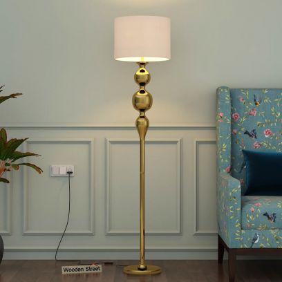 Dipper Metal Floor Lamp, bedroom decor ideas, best lighting online