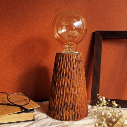 Buy Table Lamp for Bedroom Online at WoodenStreet