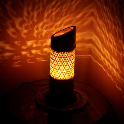 Canon Table Lamp