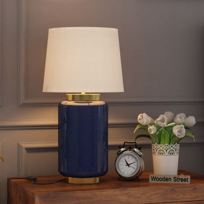 Buy Table Lamp Online for bedroom decor in Bangalore, Mumbai, Chennai