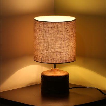 Star Light Round Table Lamp