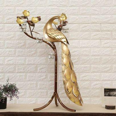 Buy Peacock Statues & Figurines Online @ Best Price in India