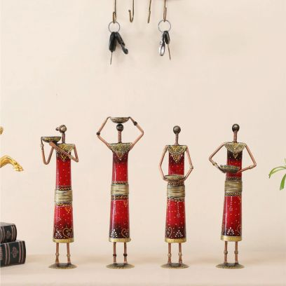 Wall Hangings Online, Human Figurines Online in Bangalore, India
