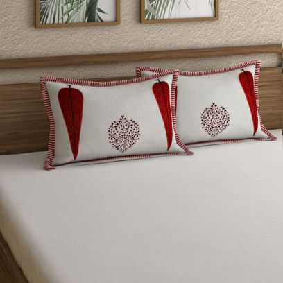 Buy trendy printed pillow cover