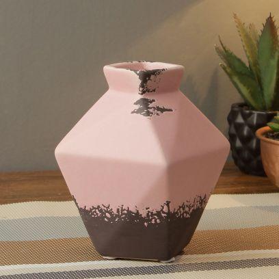 Pink Urban Ceramic Flower Vase