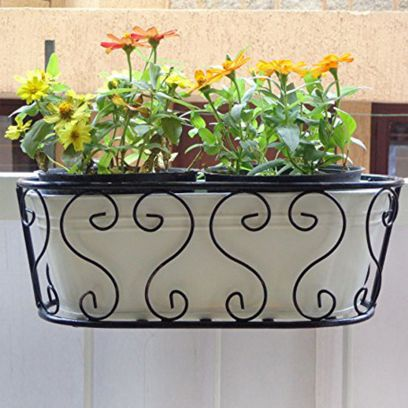 outdoor wall planters at best price