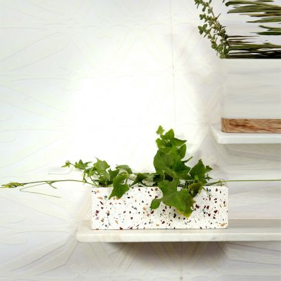 Rectangle Terrazzo Planter