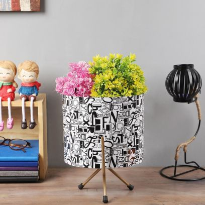 Buy Metal Pot with Stand Online in India