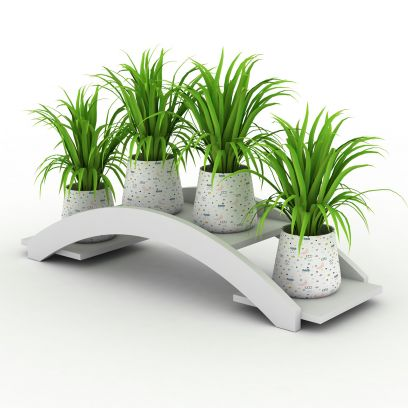 Large Wooden Planter Stand Online @ Wooden Street