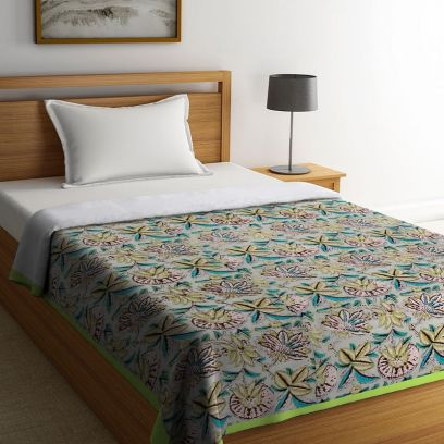 Buy Single Bed Cotton AC Dohar Online @ Best Prices in India