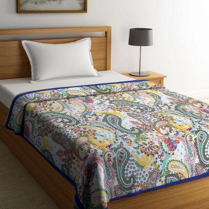 Best Single Bed AC Dohar Online at Wooden Street