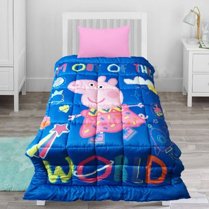 Peppa Pig Out Of The World Comforter