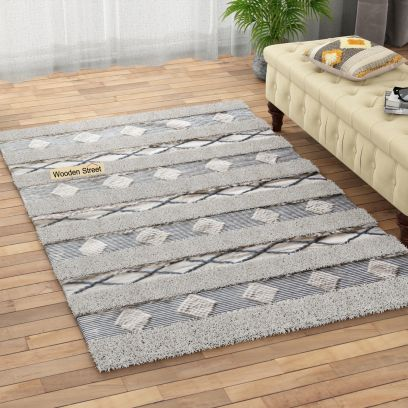 Shop Cotton Shaggy Rug Online @ Lowest Prices
