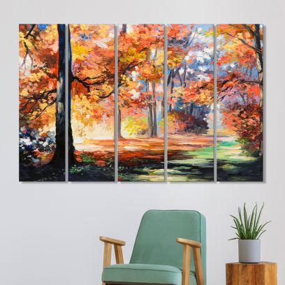 Best Nature Paintings Online in Bangalore, India