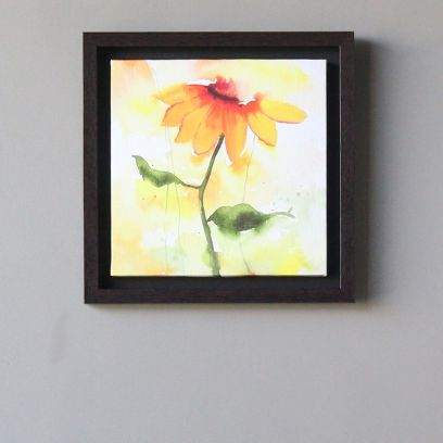 Multicolour Flower Wall Painting @Best Price