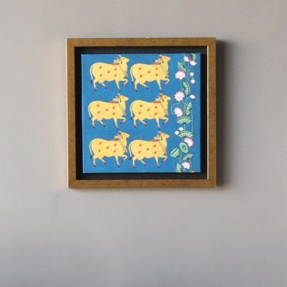 wall Art online: Buy Spiritual Wall Paintings Online for Home Decor in India