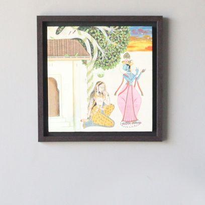 Spiritual Wall Art Paintings online in Bangalore, India