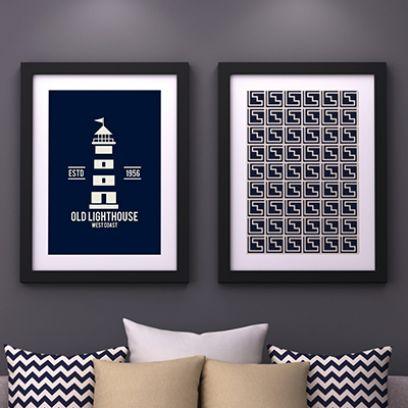 framed wall arts online, Room decoration
