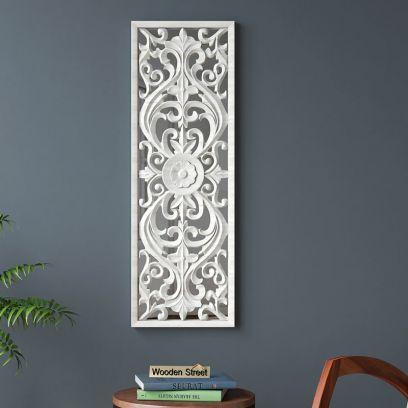 Juno Tall Mirrored Wall Panel