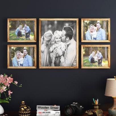 Photo Collage: Multi photo frame designs