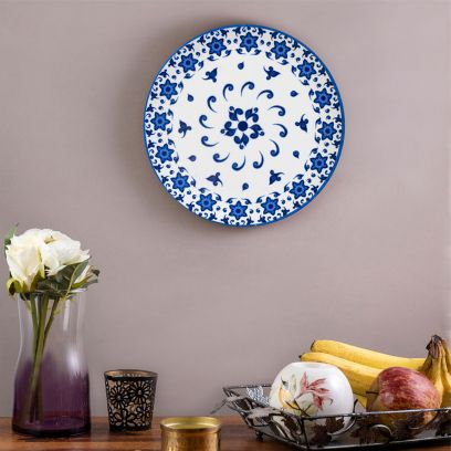 Buy ceramic wall plates Online in Pune, India @Best Price