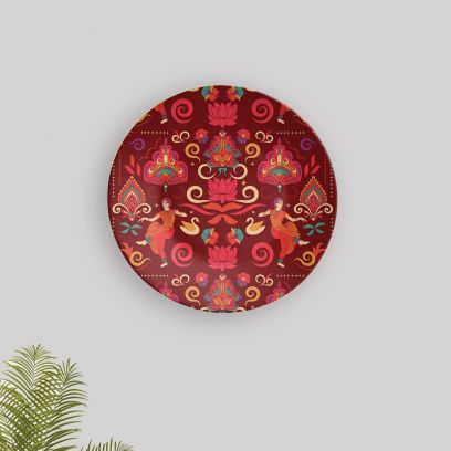 Indra World Decorative Wall Plate