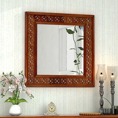 buy wooden mirror frame