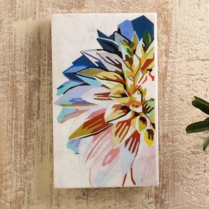 Floret Art Marble Wall Tiles