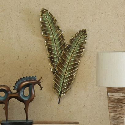 Buy Metal Wall Art Online for Home Decor @woodenstreet