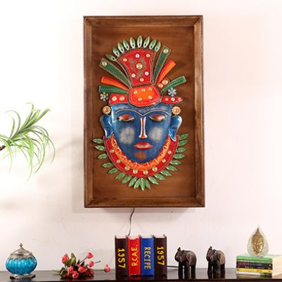wooden wall hanging design