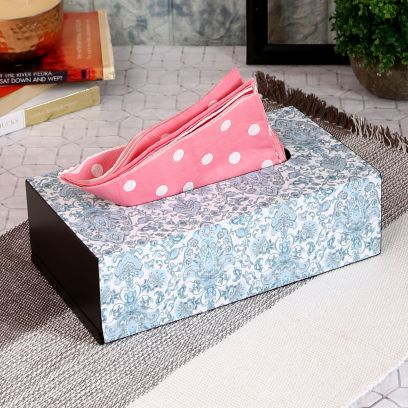 Buy Tissue box Drawing for home in India