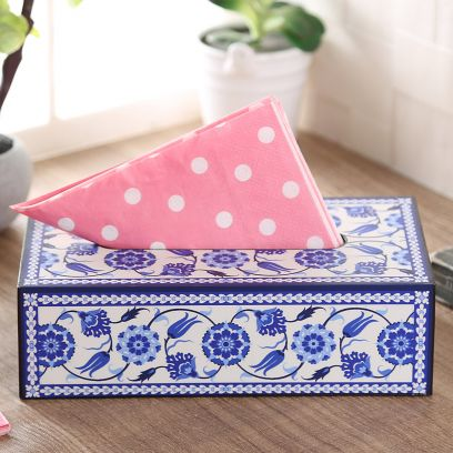 Buy Tissue Box Online @ Wooden Street