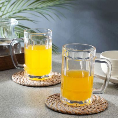 Large beer mugs set online in India